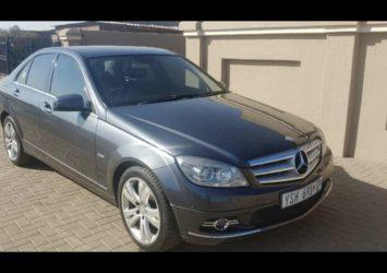 2009 Mercedes-Benz C 180K Elegance AT, For sale